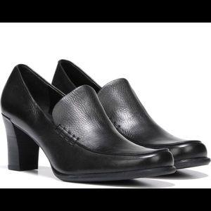 Franco Sarto | Nolan Tailored Black Loafers 6.5